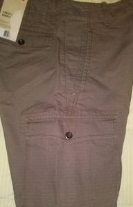 Other - NWT! Men's Brown Cargo Shorts